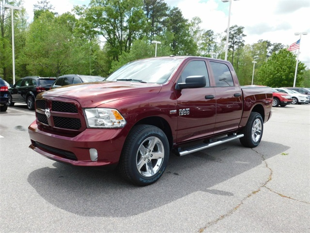 2018 Ram 1500 Crew Cab 4x4,  Pickup #R69870 - photo 7