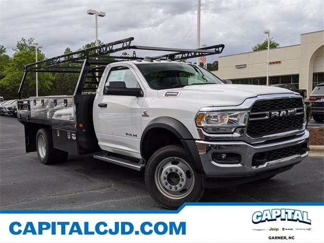 2019 Ram 5500 Regular Cab DRW 4x2, Freedom Contractor Body #R70992 - photo 1