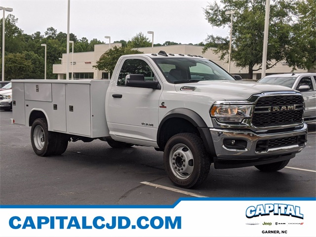 2019 Ram 5500 Regular Cab DRW 4x2, Reading Service Body #R72929 - photo 1