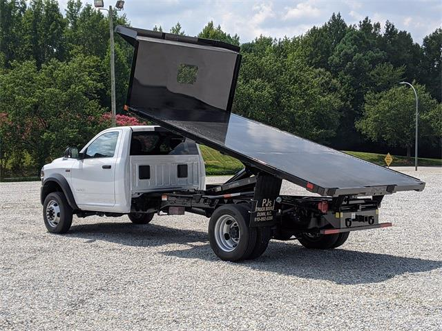 2021 Ram 4500 Regular Cab DRW 4x2,  PJ's Truck Bodies Platform Body #R73703 - photo 6