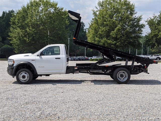 2021 Ram 4500 Regular Cab DRW 4x2,  PJ's Truck Bodies Platform Body #R73703 - photo 7