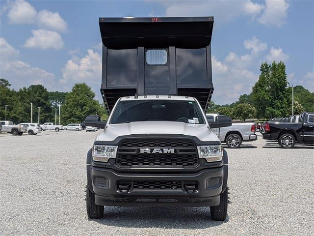 2021 Ram 4500 Regular Cab DRW 4x2,  PJ's Truck Bodies Platform Body #R73703 - photo 9
