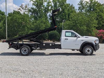 2021 Ram 4500 Regular Cab DRW 4x2,  PJ's Truck Bodies Platform Body #R73703 - photo 4