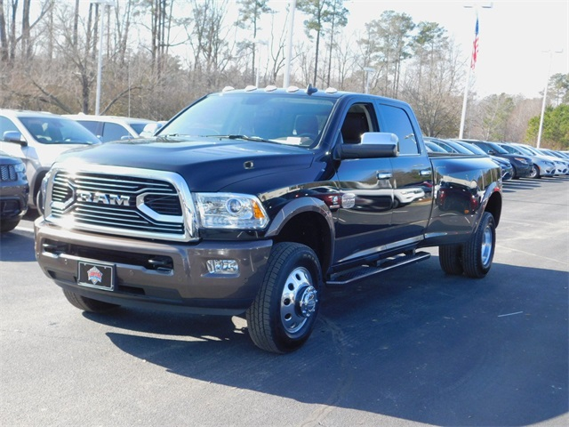 2018 Ram 3500 Crew Cab DRW 4x4,  Pickup #R73870 - photo 7