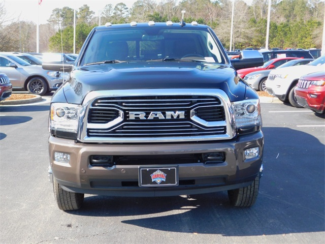 2018 Ram 3500 Crew Cab DRW 4x4,  Pickup #R73870 - photo 8