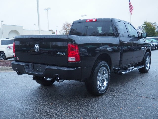 2018 Ram 1500 Quad Cab 4x4,  Pickup #R75985 - photo 2