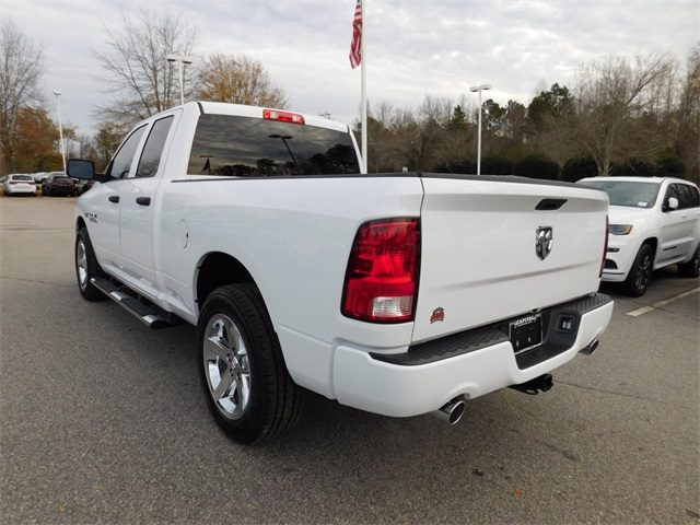 2018 Ram 1500 Quad Cab Pickup #R83174 - photo 5