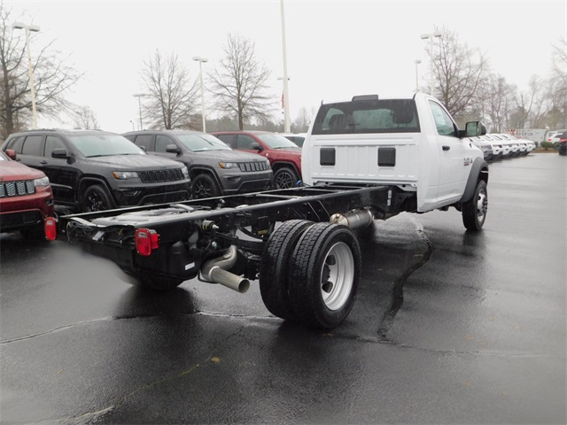 2018 Ram 4500 Regular Cab DRW 4x2,  Cab Chassis #R83242 - photo 2