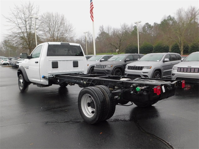 2018 Ram 4500 Regular Cab DRW 4x2,  Cab Chassis #R83242 - photo 5