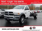 2018 Ram 4500 Regular Cab DRW 4x2,  Cab Chassis #R83242 - photo 1