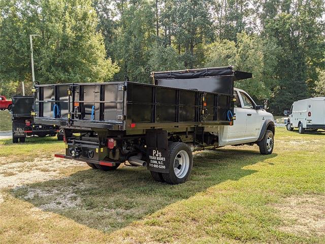 2020 Ram 5500 Crew Cab DRW 4x4,  PJ's Truck Bodies Landscape Dump #R89023 - photo 2