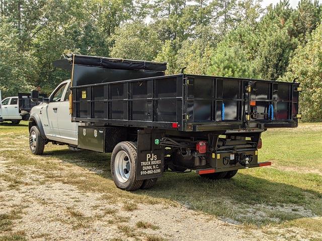 2020 Ram 5500 Crew Cab DRW 4x4,  PJ's Truck Bodies Landscape Dump #R89023 - photo 5