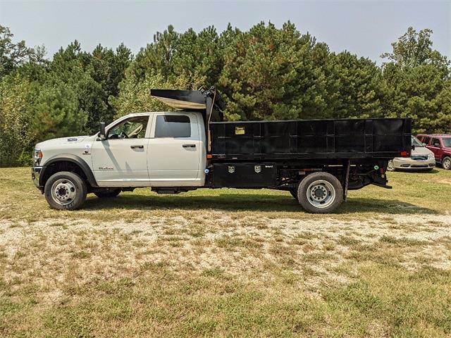 2020 Ram 5500 Crew Cab DRW 4x4,  PJ's Truck Bodies Landscape Dump #R89023 - photo 6