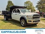 2020 Ram 5500 Crew Cab DRW 4x4,  PJ's Truck Bodies Landscape Dump #R89023 - photo 1