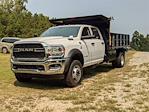 2020 Ram 5500 Crew Cab DRW 4x4,  PJ's Truck Bodies Landscape Dump #R89023 - photo 7