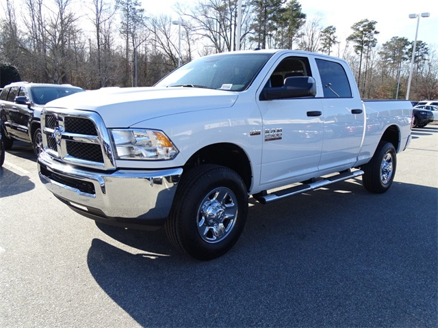 2018 Ram 2500 Crew Cab 4x4, Pickup #R89932 - photo 7