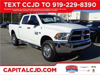 2018 Ram 2500 Crew Cab 4x4, Pickup #R89932 - photo 1