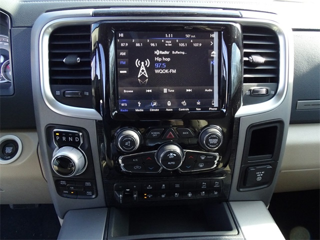 2018 Ram 1500 Crew Cab 4x4, Pickup #R92245 - photo 21