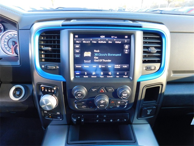 2018 Ram 1500 Crew Cab 4x4, Pickup #R92474 - photo 14