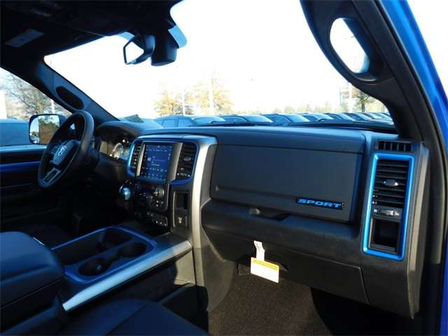 2018 Ram 1500 Crew Cab 4x4, Pickup #R92474 - photo 49