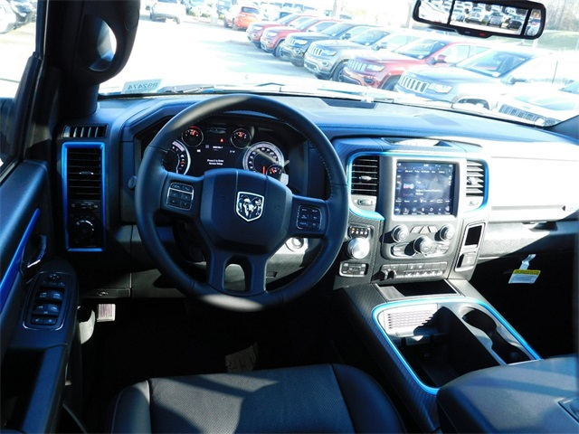 2018 Ram 1500 Crew Cab 4x4, Pickup #R92474 - photo 30