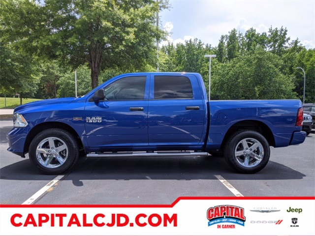 2018 Ram 1500 Crew Cab 4x4,  Pickup #R96629 - photo 9