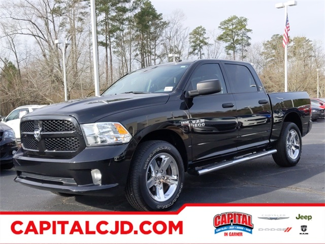 2018 Ram 1500 Crew Cab 4x4,  Pickup #R96634 - photo 10