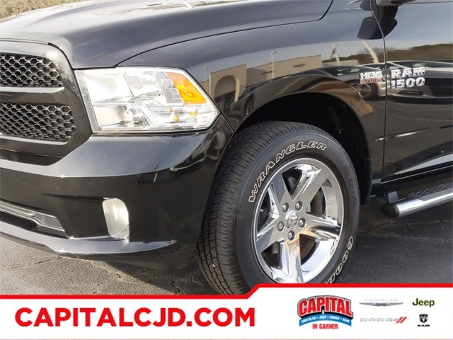 2018 Ram 1500 Crew Cab 4x4,  Pickup #R96634 - photo 12
