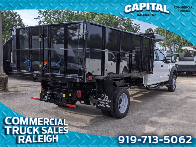 2019 Ford F-450 Crew Cab DRW 4x4, Cab Chassis #2781691 - photo 1