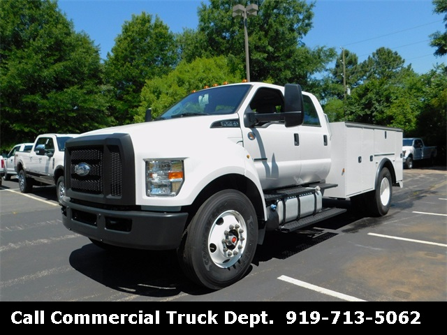 2016 F-750 Crew Cab DRW, Knapheide Line Bodies Service Body #62855 - photo 1