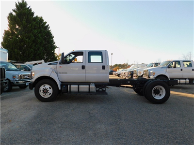 2016 F-750 Crew Cab DRW, No Body Cab Chassis #62857 - photo 6