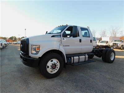 2016 F-750 Crew Cab DRW, No Body Cab Chassis #62857 - photo 7