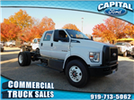 2016 F-750 Crew Cab DRW, No Body Cab Chassis #62857 - photo 1