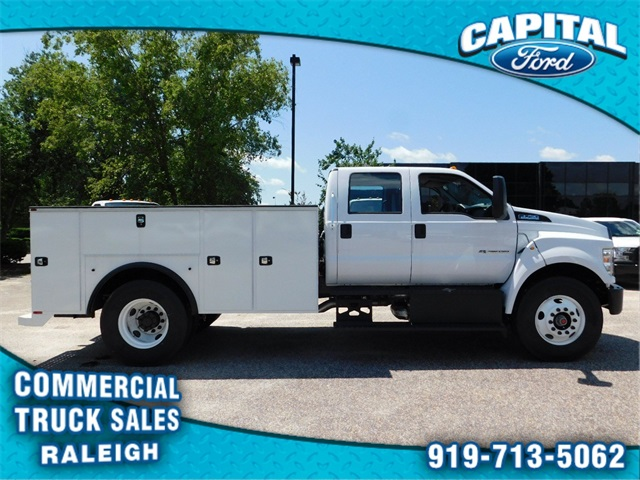 2016 F-750 Crew Cab DRW 4x2,  Knapheide Service Body #62858 - photo 3