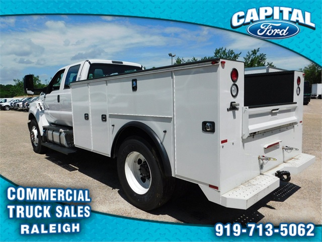 2016 F-750 Crew Cab DRW 4x2,  Knapheide Service Body #62858 - photo 5