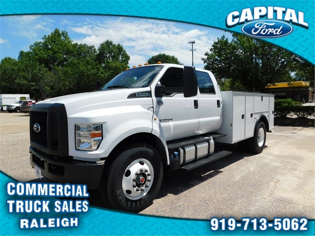 2016 F-750 Crew Cab DRW 4x2,  Knapheide Service Body #62858 - photo 8