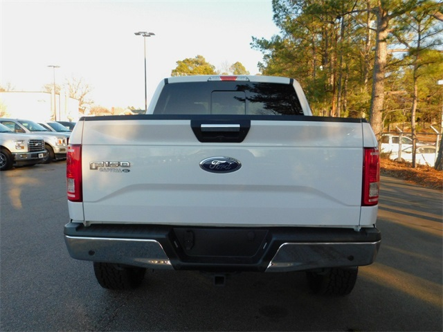 2017 F-150 Crew Cab 4x4 Pickup #65989 - photo 4