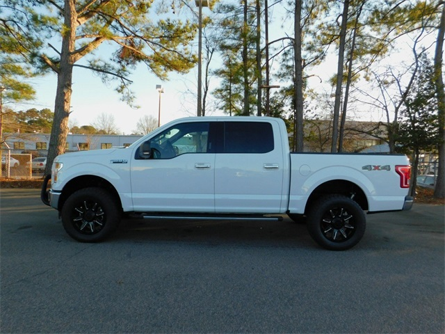 2017 F-150 Crew Cab 4x4 Pickup #65989 - photo 6