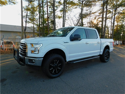 2017 F-150 Crew Cab 4x4 Pickup #65989 - photo 7