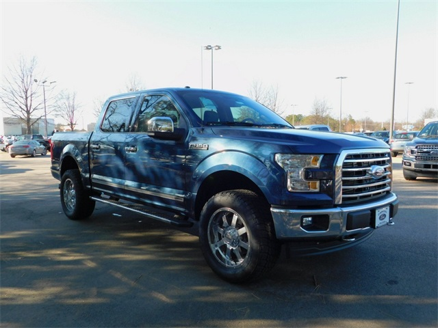 2017 F-150 Crew Cab 4x4 Pickup #66110 - photo 1