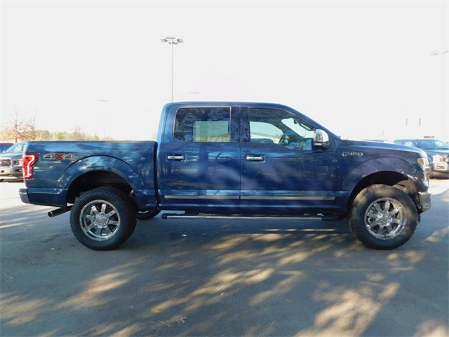 2017 F-150 Crew Cab 4x4 Pickup #66110 - photo 3