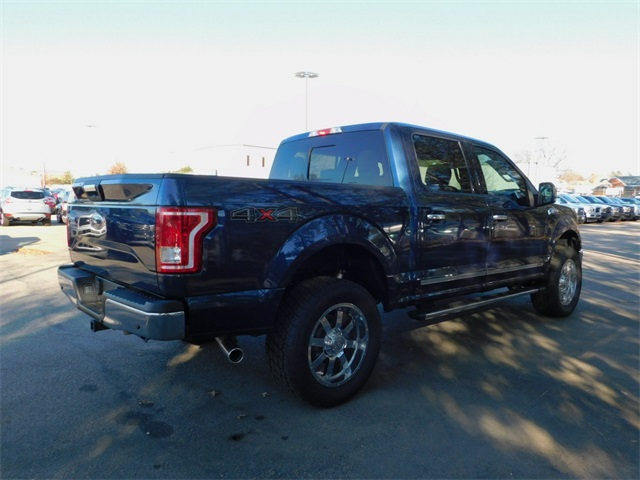 2017 F-150 Crew Cab 4x4 Pickup #66110 - photo 2