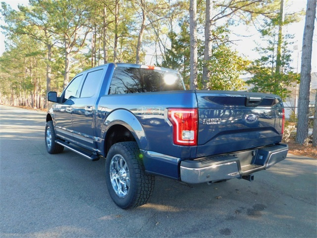2017 F-150 Crew Cab 4x4 Pickup #66110 - photo 5