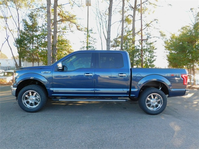 2017 F-150 Crew Cab 4x4 Pickup #66110 - photo 6