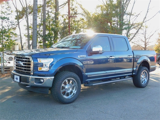2017 F-150 Crew Cab 4x4 Pickup #66110 - photo 7