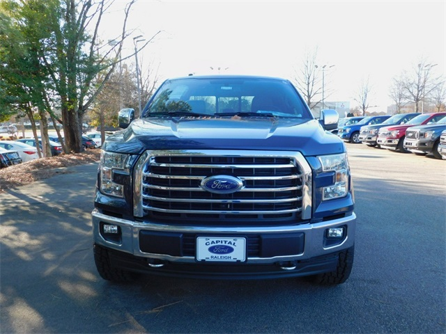 2017 F-150 Crew Cab 4x4 Pickup #66110 - photo 8