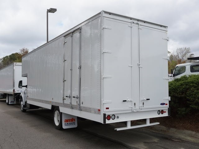 2017 F-650 Regular Cab DRW, A.M.Haire Dry Freight #67142 - photo 2