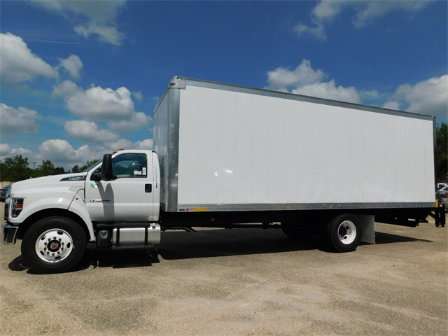 2017 F-750 Regular Cab Dry Freight #67979 - photo 5