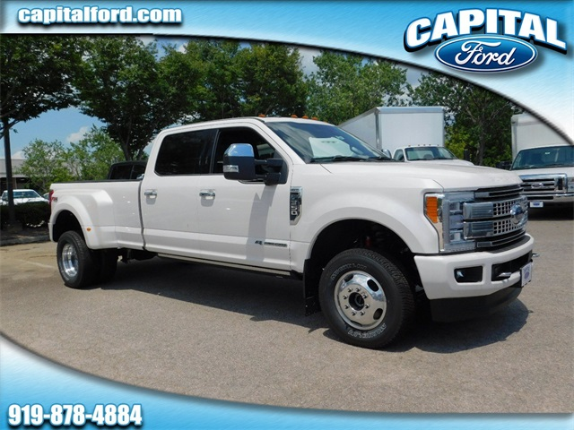 2017 F-350 Crew Cab DRW 4x4 Pickup #68066 - photo 1