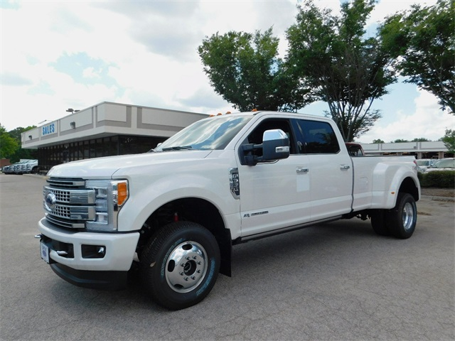 2017 F-350 Crew Cab DRW 4x4 Pickup #68066 - photo 3
